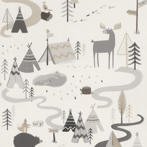 Paper pintat Animals