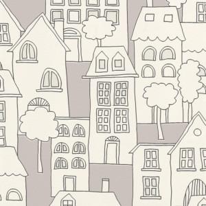 Paper pintat Home