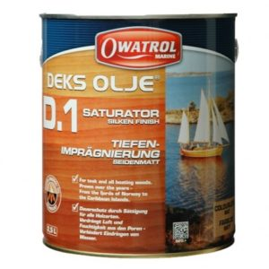 Owatrol Deks Olje D.1