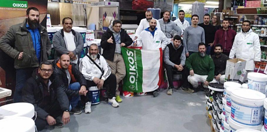 Gran èxit d'assistència al curs d'Oikos!